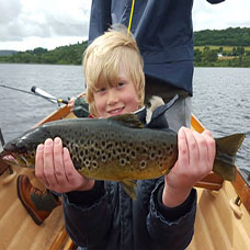 Trout Fishing trips Ireland